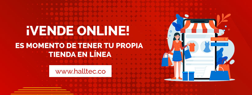 Halltec Paginas web,software,diseno, marketing digital,San Gil Socorro
